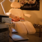 Fußpflegeraum
